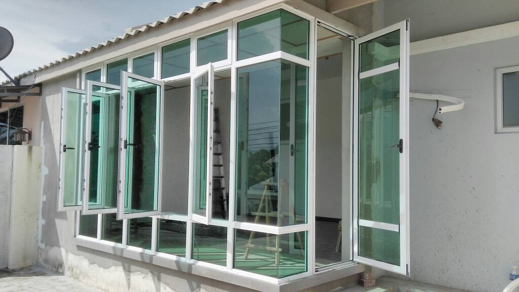 Aluminium Casement Window I Sabah I Aluminium Amp Glass I