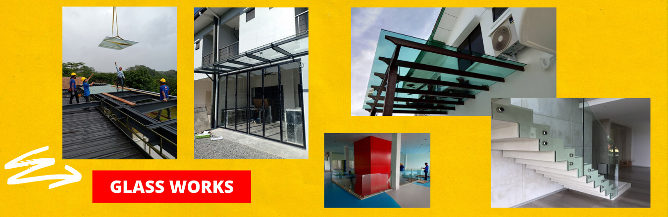 Glass Work Services Malaysia