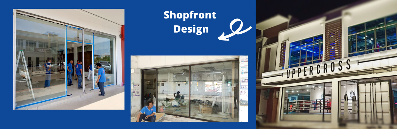 Shopfront design